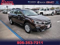 New 2019 Subaru Outback 2.5i SUV S7134 for Sale in Amarillo, TX, at Brown Subaru