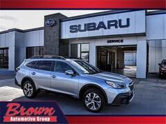 New 2020 Subaru Outback Limited SUV S7764 for Sale in Amarillo, TX, at Brown Subaru