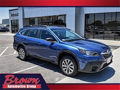 New 2020 Subaru Outback Base Trim Level SUV S7909 for Lease near Lubbock, TX, at Brown Subaru