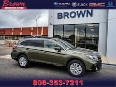 New 2019 Subaru Outback 2.5i Premium SUV S7360 for Sale in Amarillo, TX, at Brown Subaru
