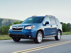 Used 2015 Subaru Forester 4dr CVT 2.5i Pzev Sport Utility for Sale in Amarillo, TX, at Brown Subaru