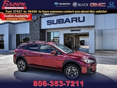 Used 2019 Subaru Crosstrek 2.0i Premium SUV for Sale in Amarillo, TX, at Brown Subaru