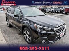 New 2019 Subaru Outback 2.5i Limited SUV for Sale in Amarillo, TX, at Brown Subaru