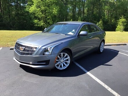 2018 Cadillac ATS 2.0L Turbo Sedan