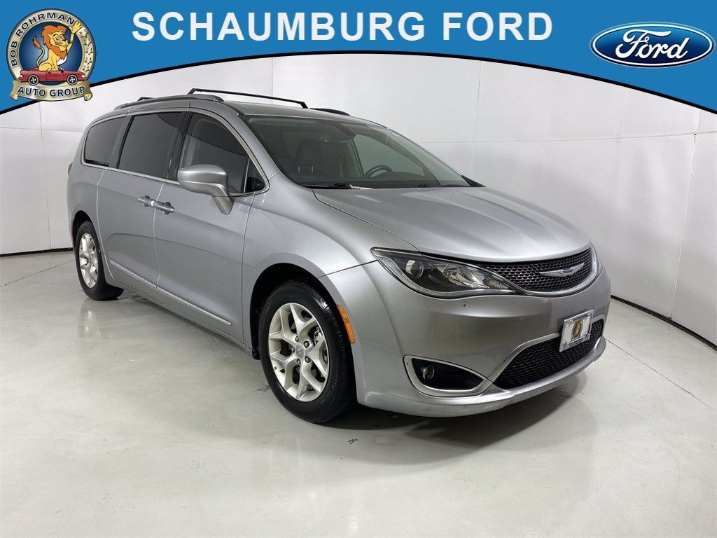 Used Chrysler Pacifica Schaumburg Il