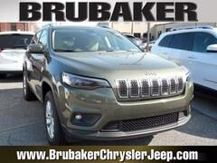 2019 Jeep Cherokee LATITUDE 4X4 Sport Utility Lancaster