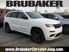 2019 Jeep Grand Cherokee LIMITED X 4X4 Sport Utility Lancaster
