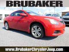 Buy a 2010 Nissan Altima 2.5 S Coupe in Lancaster