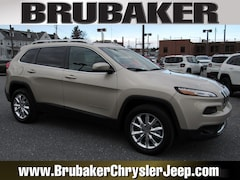 2015 Jeep Cherokee Limited 4WD  Limited Lancaster
