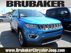 2018 Jeep Compass LIMITED 4X4 Sport Utility Lancaster