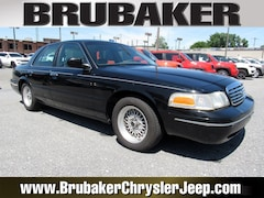 Buy a 1999 Ford Crown Victoria LX Sedan in Lancaster
