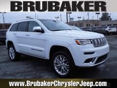 2017 Jeep Grand Cherokee Summit Summit 4x4