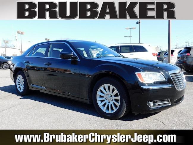 2014 Chrysler 300 4DR RWD Sedan