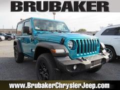 Buy a 2020 Jeep Wrangler in Lancaster