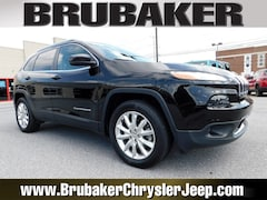 Buy a 2017 Jeep Cherokee Limited Limited 4x4 in Lancaster