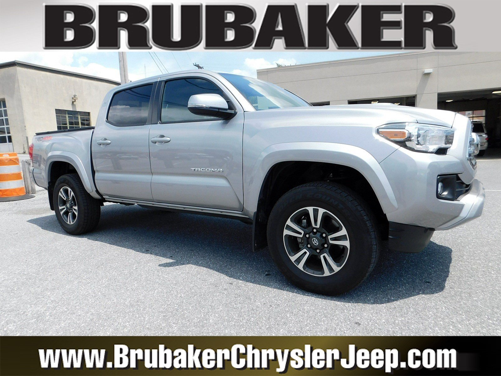 2016 Toyota Tacoma TRD Off Road 4WD Double Cab V6 AT TRD Off Road