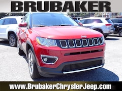 Buy a 2018 Jeep Compass LIMITED 4X4 Sport Utility in Lancaster