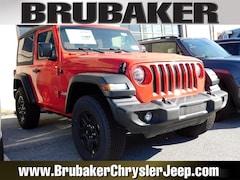Buy a 2019 Jeep Wrangler in Lancaster