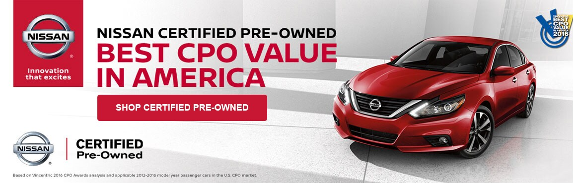 Nissan Certified Pre Owned Program In Wilton Ct At Bruce