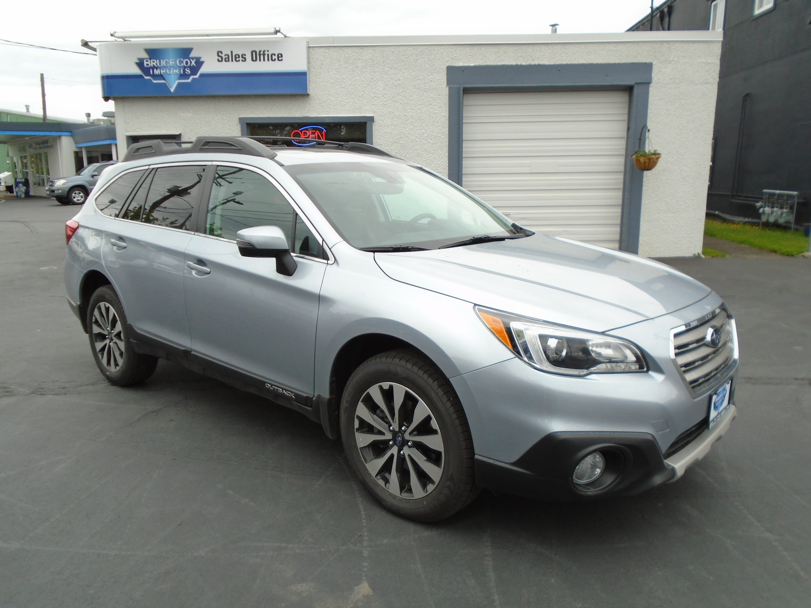 Used 2017 Subaru Outback For Sale at Bruce Cox Imports | VIN