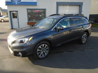 2017 Subaru Outback 2.5i Limited with EyeSight+Navi+HBA+Reverse Auto B SUV