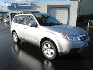 2010 Subaru Forester Limited AWD Wagon
