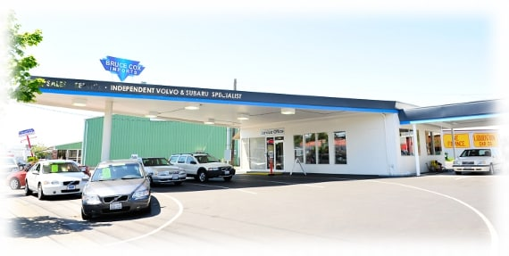 About Bruce Cox Imports In Bellingham Washington Volvo