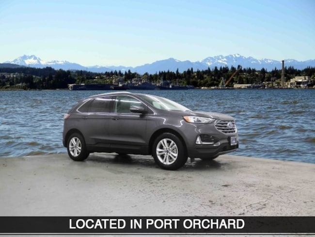 New 2019 Ford Edge SEL SUV Port Orchard