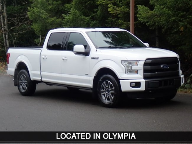 Used 2015 Ford F-150 Truck SuperCrew Cab Port Orchard