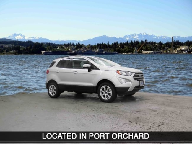 New 2018 Ford EcoSport SE SUV Port Orchard