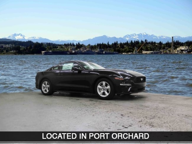 New 2019 Ford Mustang Coupe Port Orchard