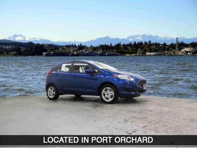 New 2018 Ford Fiesta SE Hatchback Port Orchard