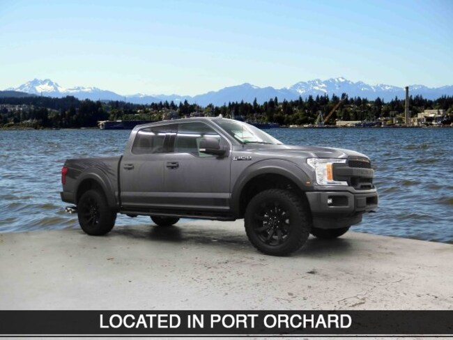 New 2018 Ford F-150 Truck SuperCrew Cab Port Orchard