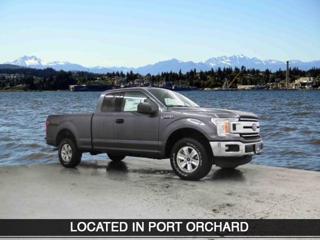 New 2019 Ford F-150 Truck SuperCab Styleside Port Orchard