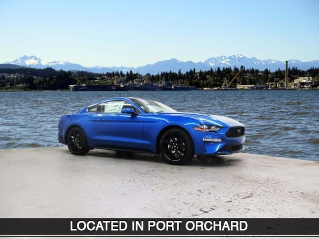 New 2019 Ford Mustang Ecoboost Premium Coupe Port Orchard