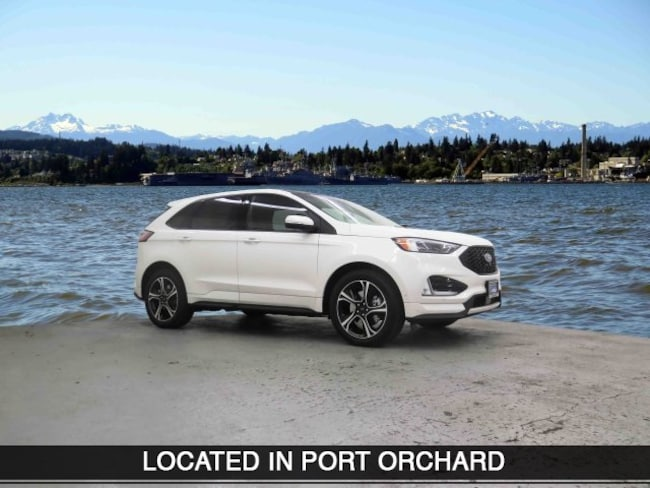 New 2019 Ford Edge ST SUV Port Orchard