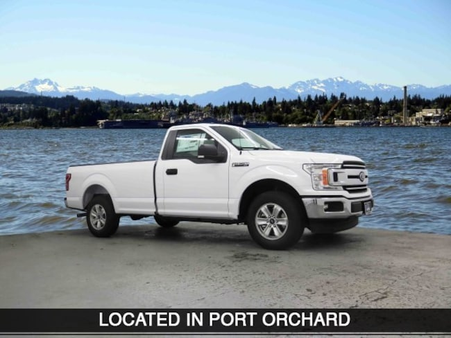 New 2018 Ford F-150 Truck Regular Cab Port Orchard