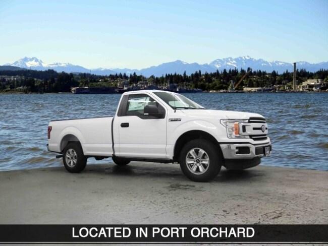 New 2018 Ford F-150 Truck Regular Cab Port Orchard