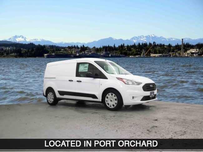New 2019 Ford Transit Connect XLT Van Cargo Van Port Orchard