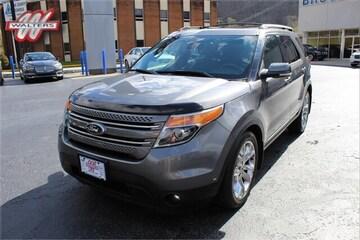2013 Ford Explorer SUV