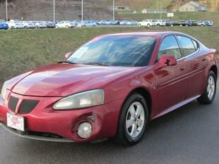 2006 Pontiac Grand Prix Base Car