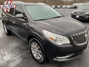 2017 Buick Enclave Leather Group Sport Utility