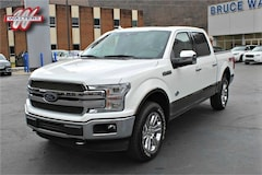 2020 Ford F-150 King Ranch 4x4 Supercrew 5.5 ft box 145 in WB Truck