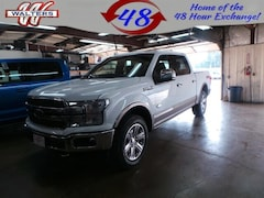2019 Ford F-150 King Ranch 4WD Supercrew 5.5 ft Box 145 in. WB Truck