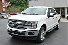 2020 Ford F-150 Lariat 4x4 Supercrew Cab 5.5 ft box 145 in WB Truck