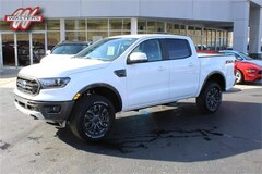 2020 Ford Ranger Lariat SuperCrew