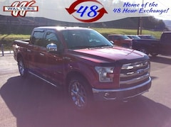 2017 Ford F-150 Lariat Supercrew 6.5-ft. Bed 4WD Truck SuperCrew Cab