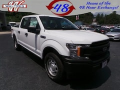 2018 Ford F-150 XL 4WD Supercrew 145 in. WB Truck