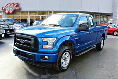 2017 Ford F-150 XL 4X4 Supercab 6.5ft Box 145 in. WB Truck