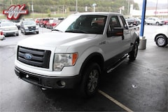 2009 Ford F-150 FX4 4WD Supercab 6.5 ft Box 145 in WB Truck